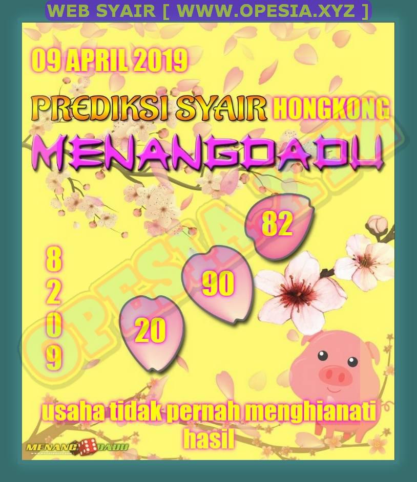 Kode syair hk Selasa 9 April 2019 - GOsyair SEDIA KODE