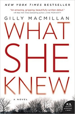 what she knew-book review wednesday-royally pink