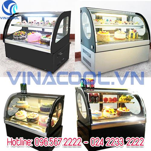 Bán tủ bánh kem 90cm giá tốt nhất tại Hà Nội
