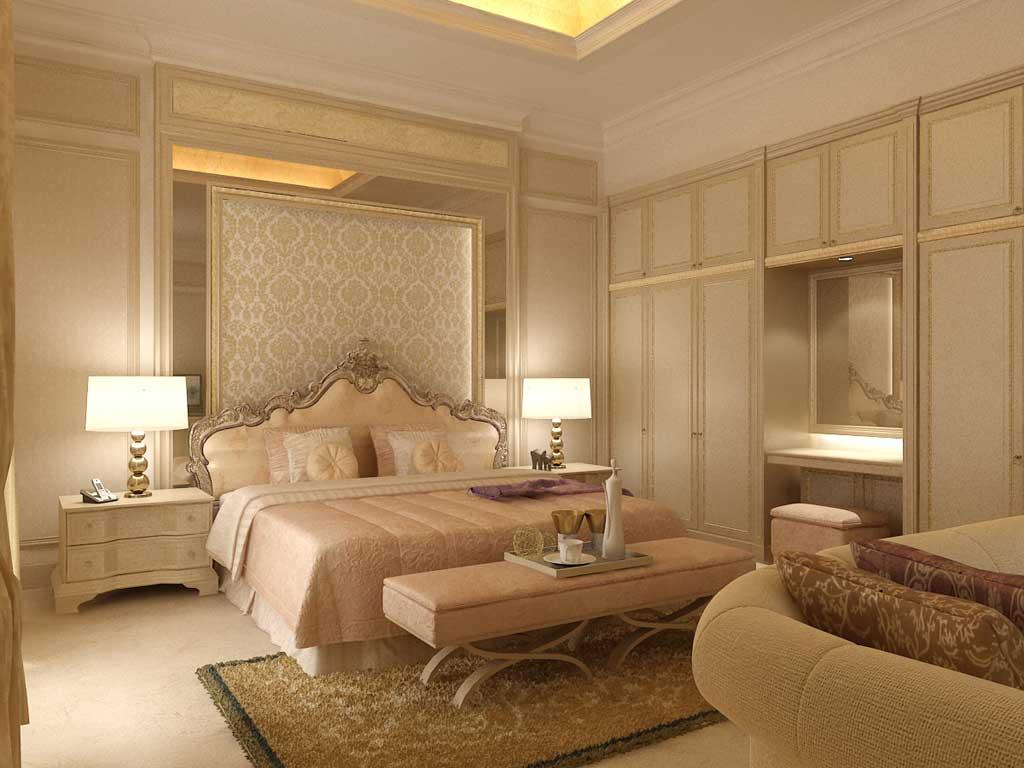 furniture desain interior apartemen