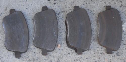 VW POLO: brakes