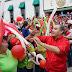 Elecciones se ganan con votos no con encuestas, afirmó Isidro Moreno en cierre de campaña: Ecatepec