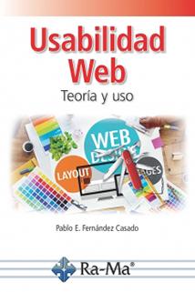Portada del libro Usabilidad web. Teoría y uso