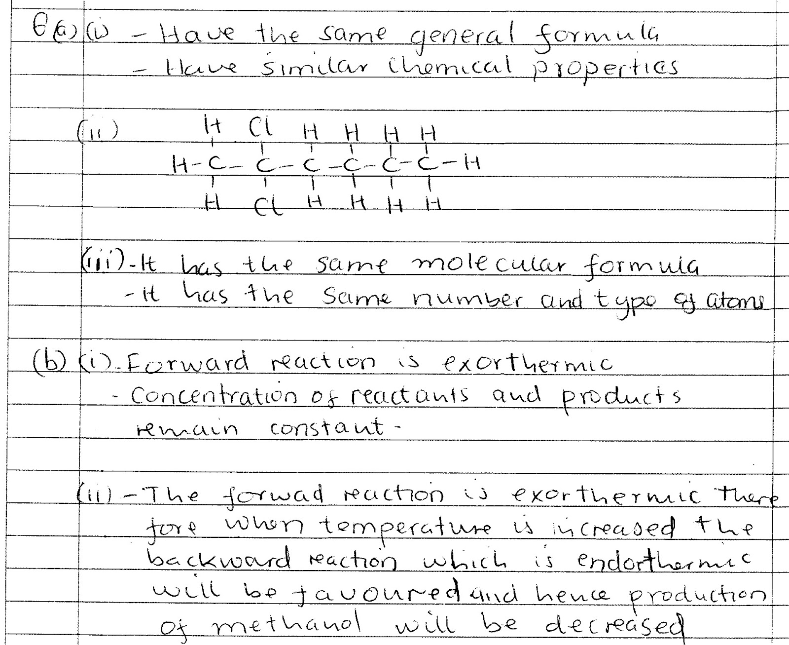 basic chemistry questions and answers