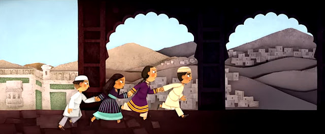 Sinopsis Film Animasi The Breadwinner (2017)