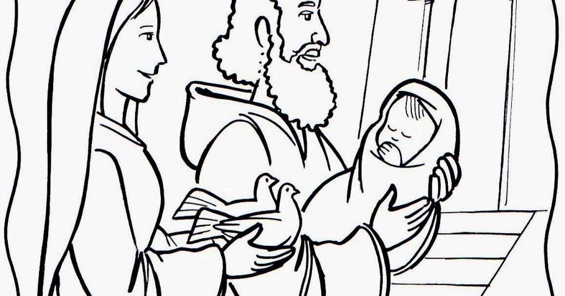 El Renuevo De Jehova: Presentacion de Jesus en el templo - Imagenes ...