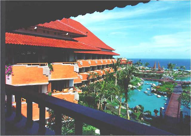 Abandoned hotels in Bali   Bali haunted hotels   Bali Cliff Resort