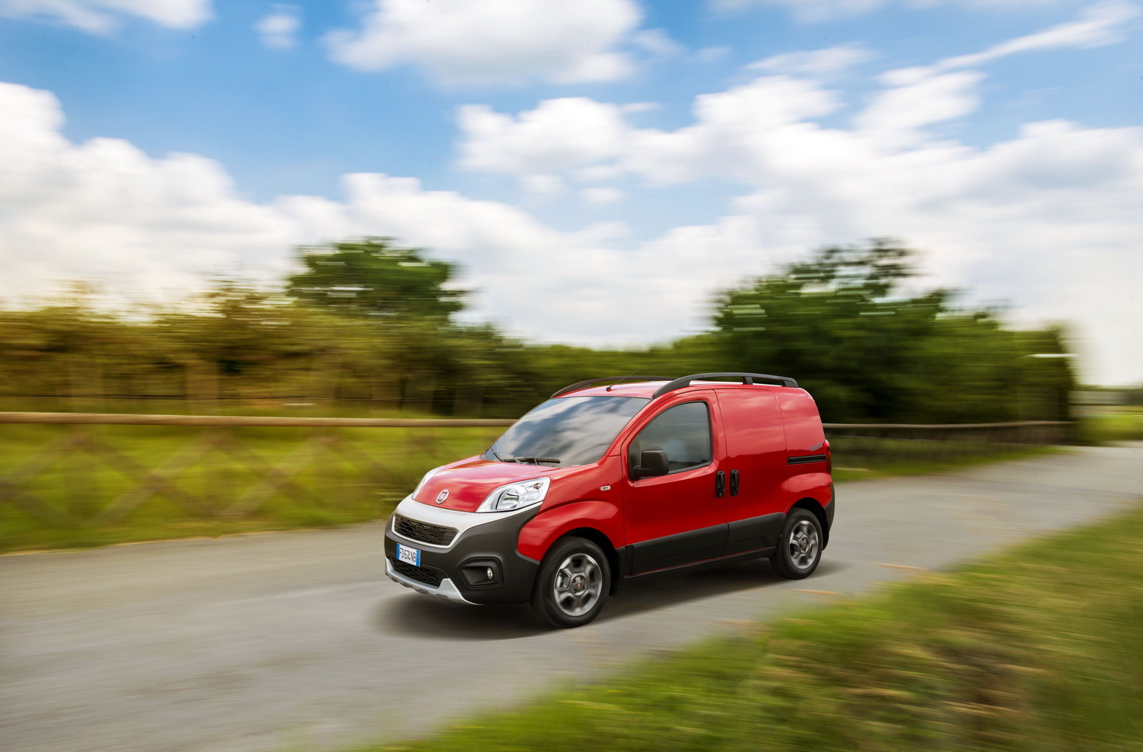 updated fiat fiorino priced from 11 315 in the uk. Black Bedroom Furniture Sets. Home Design Ideas