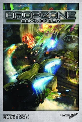 Dropzone Commander Special Edition Rulebook