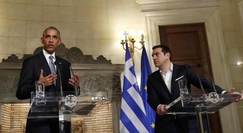 Γιατί ο Ομπάμα δεν ξέχασε τους αγωγούς αερίου και το LNG της Αλεξανδρούπολης