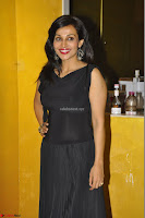 Flora Shaini looks super cute in black at Pelliki Mundu Prema Katha Trailer Launch 49.JPG