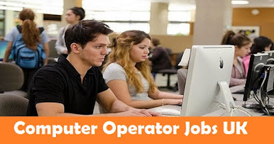 Computer Operator Jobs in UK