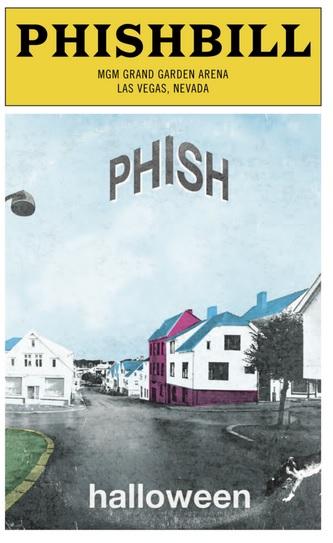 Coventry Music: Phish Halloween 2018 Setlist: Las Vegas, NV