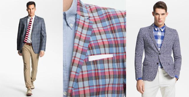 male pattern boldness: Which Blazer Muslin Looks Better On Me?