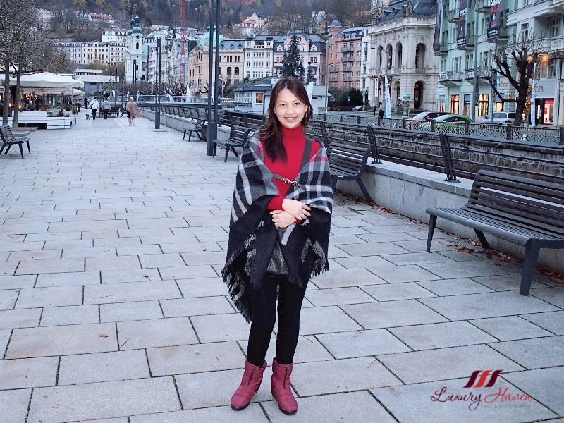singapore travel blogger in karlovy vary spa town