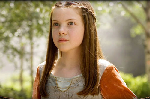 Prince Harry Explorer 2 >> Untraveled Worlds: The Glory and the Dream: Lucy Pevensie and I