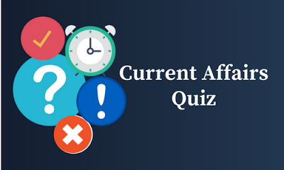 Current Affairs Quiz: 5 January 2018