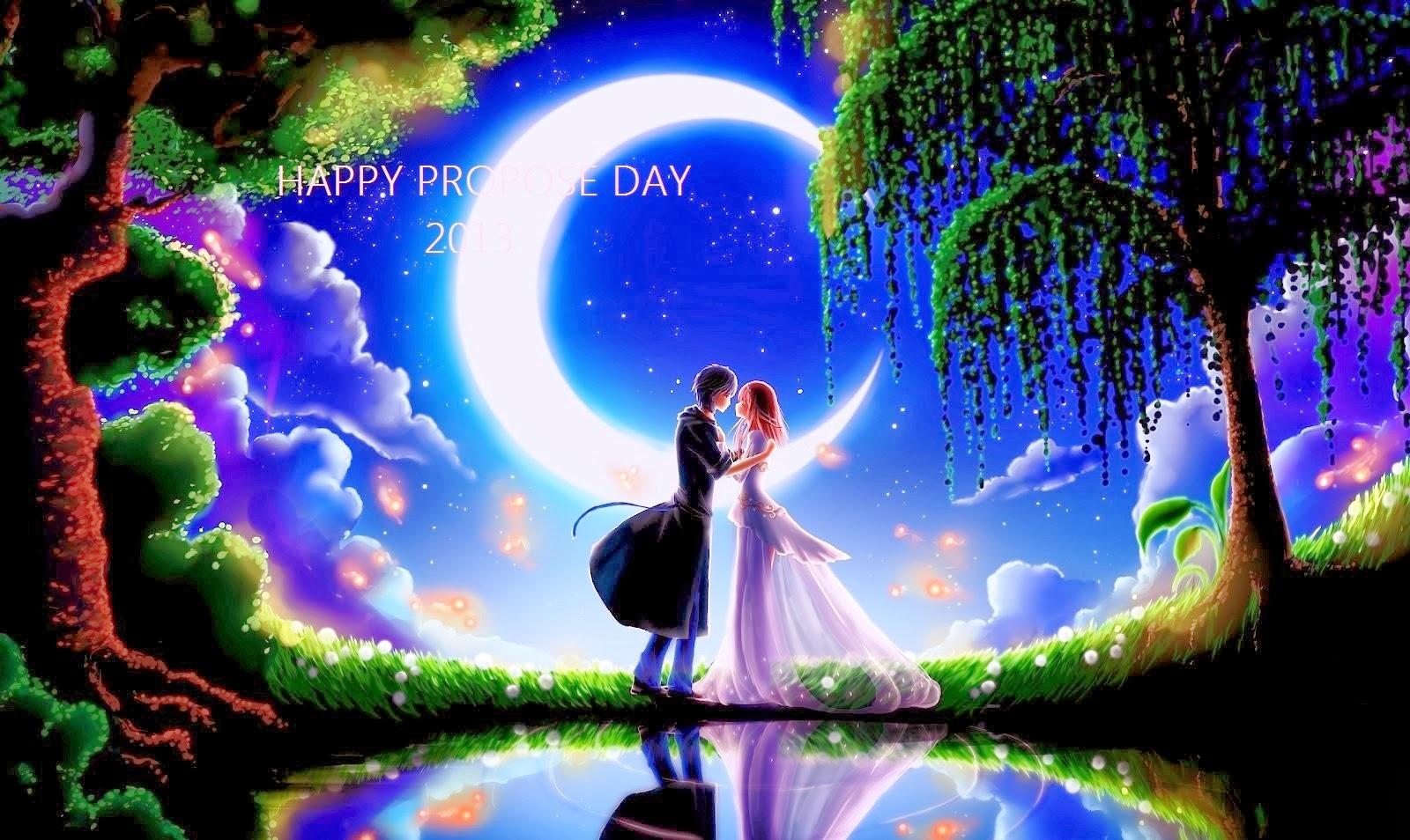 propose day special photos