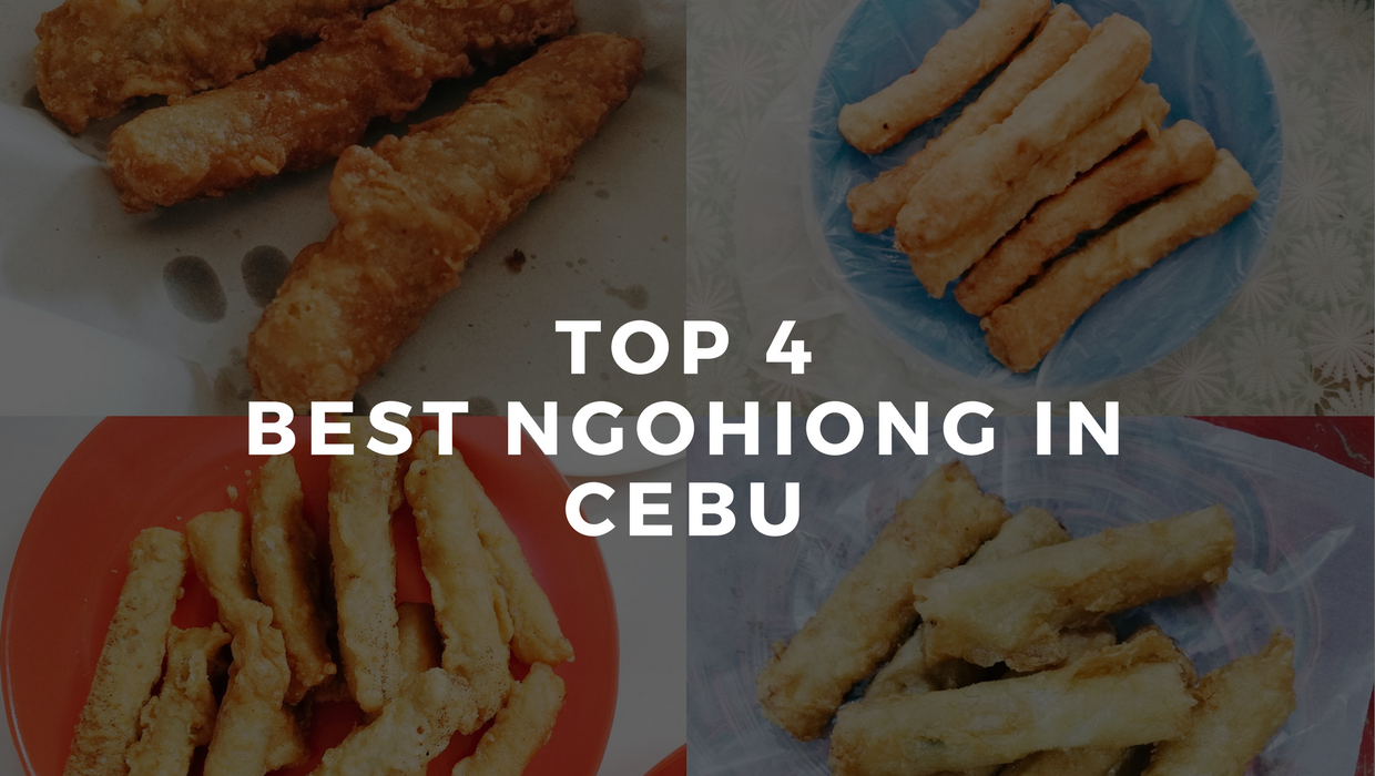 Top 4 Best Ngohiong in Cebu
