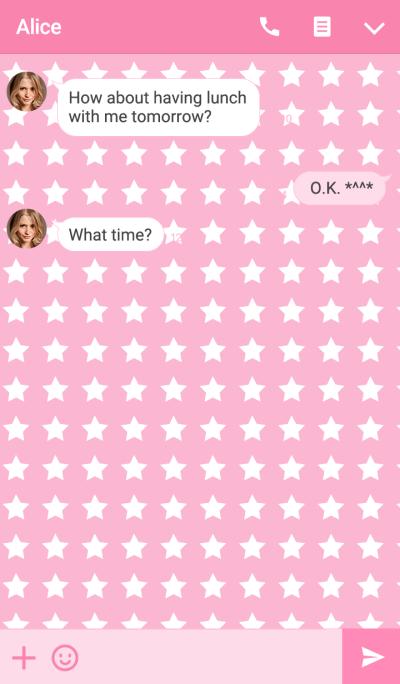 star*pink