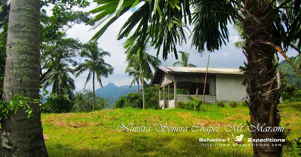 Nuestra Senora Chapel Mt. Marami - Schadow1 Expeditions