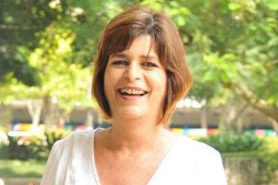 Cristianne Fridman: autora de Jezabel, a mais nova superprodução bíblica da Record TV.