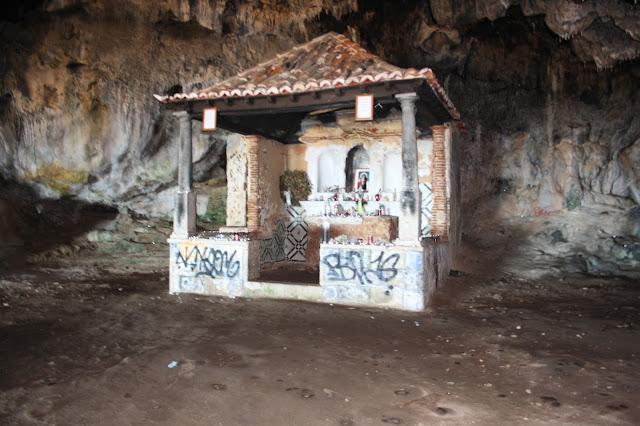 capela na gruta