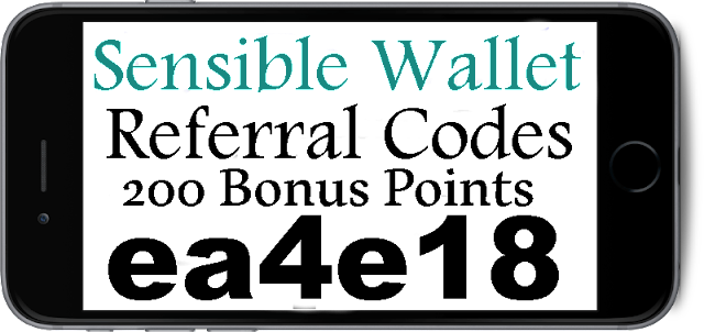 Sensible Wallet App Invitation Code 2016-2017, Sensible Wallet Referral, Sensible Wallet App Reviews