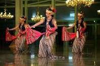 Tari Srimpi dari Jawa Tengah