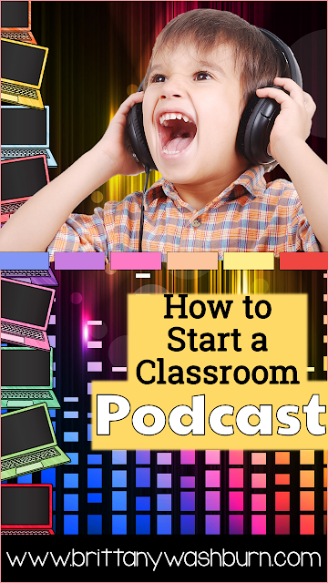 How to Start a Classroom Podcast