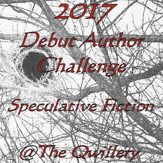 2017 Debut Author Challenge Update - Department Zero by Paul Crilley