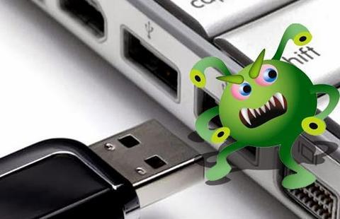 Proteksi USB Flashdisk dari Penyebaran Virus