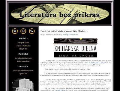 Martin Užák blog