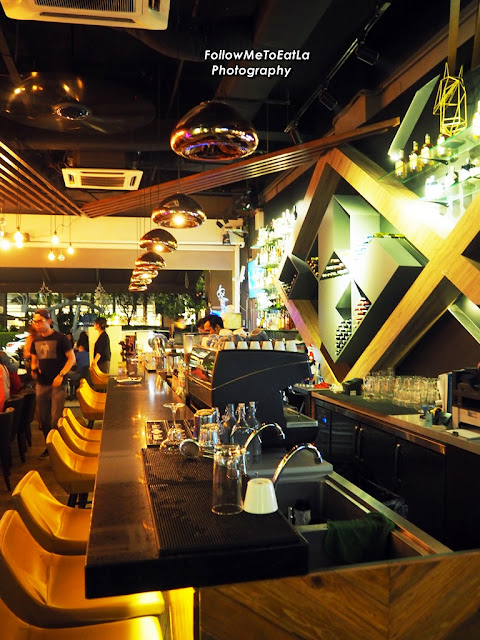The Eighth Avenue Bar & Resto At Solaris Dutamas Publika Sri Hartamas