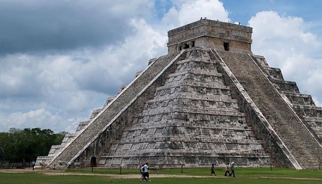 travel, suku maya, meksiko, situs warisan