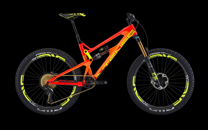 Intense Cycles Launched The New 2017 Tracer Carbon Mountain Bike