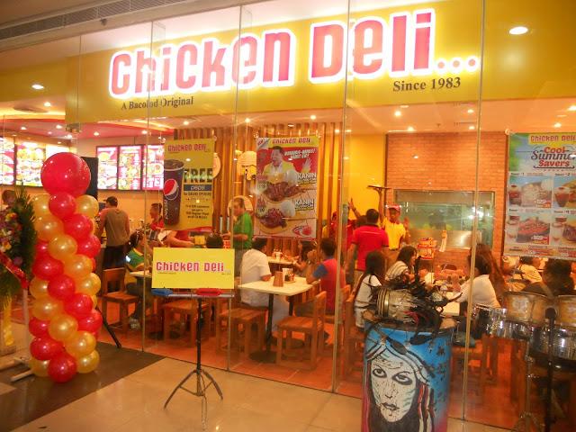 Chicken Deli opens 2nd store in Cebu