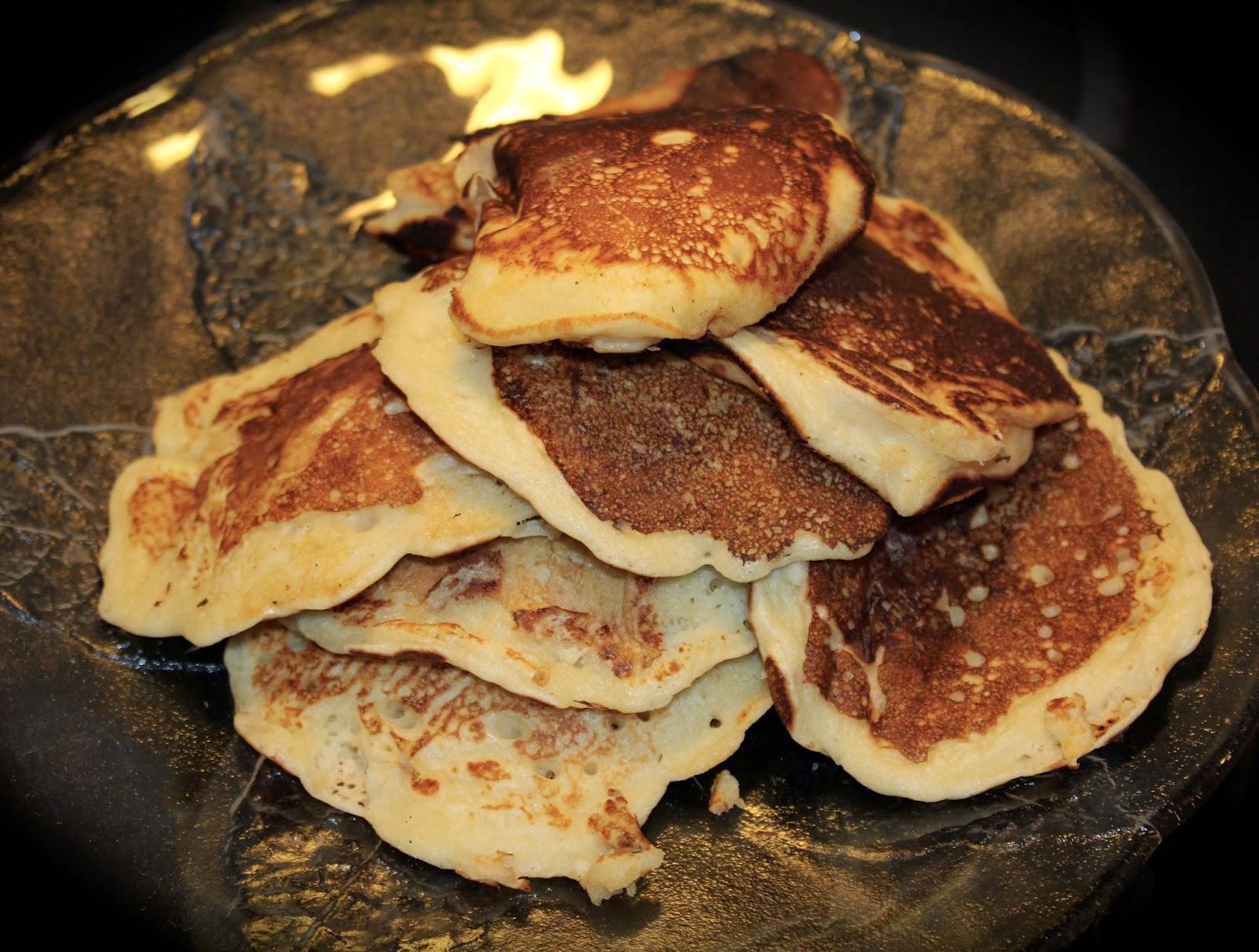 recept pannkakor 1 ägg