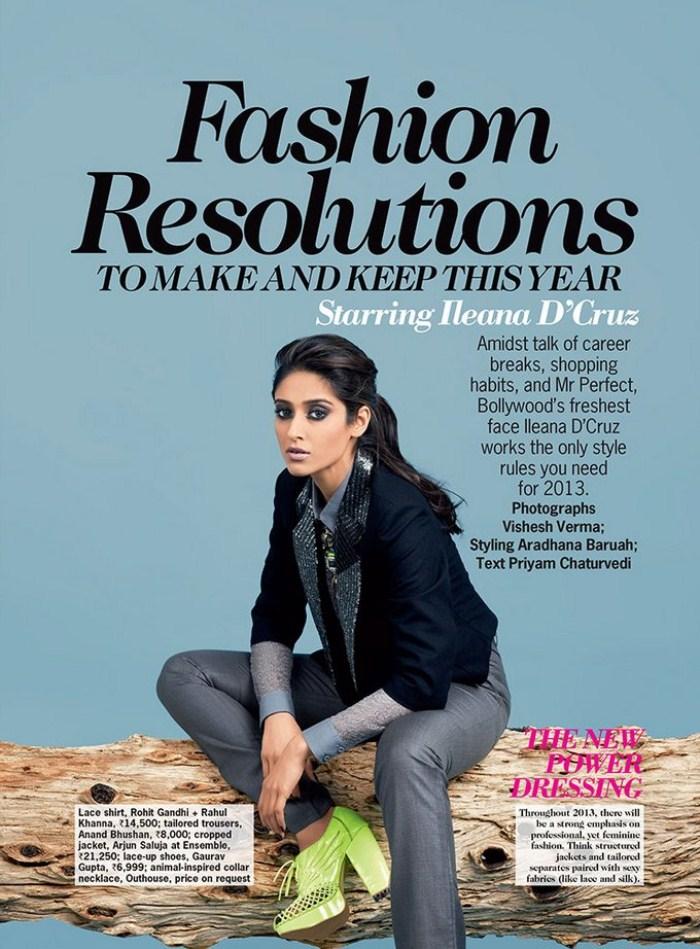 Ileana photoshoot for Cosmopolitan magazine looking gorgeous