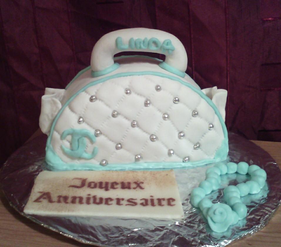 My top 3 Handbag Cake Design