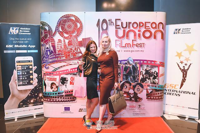 18th European Union Film Festival in Malaysia @ GSC Pavilion Kuala Lumpur