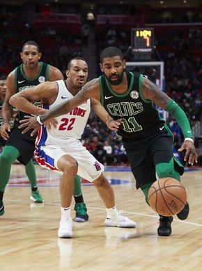 Kyrie Irving To Sit During Tilt With Chicago Bulls Al Horford Questionable