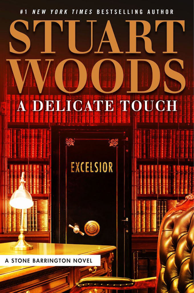 [PDF] Free Download and Read Online A Delicate Touch By Stuart Woods
