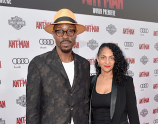 Wood Harris Wife Rebeka