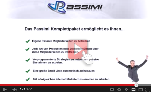 Passimi Software