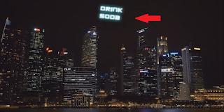 Εντυπωσιακό: Έρχονται οι διαφημίσεις του διαστήματος (Βίντεο)