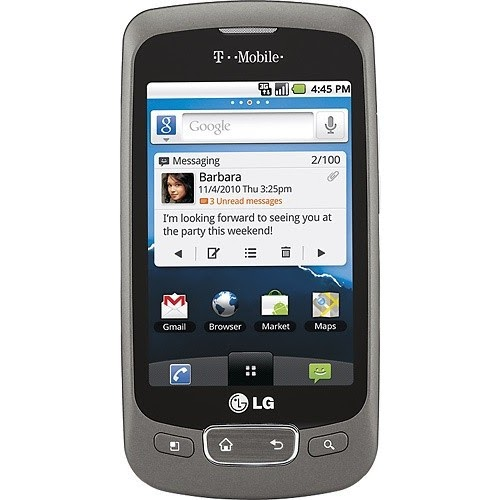 Three Android Prepaid Phones On Sale For 100 At T Mobile