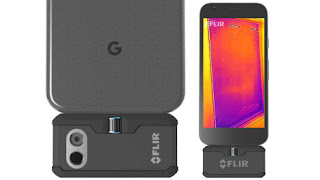 You Can Justify Buying FLIR's New Professional Smartphone Thermal Camera As a Job Expense