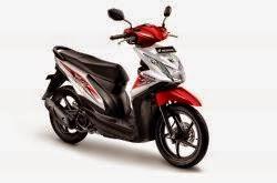 Harga Motor Honda BeAT eSP CBS ISS