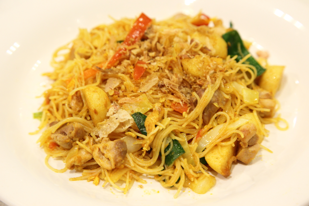 My Kitchen Corner: Singapore Noodle / 星洲炒米